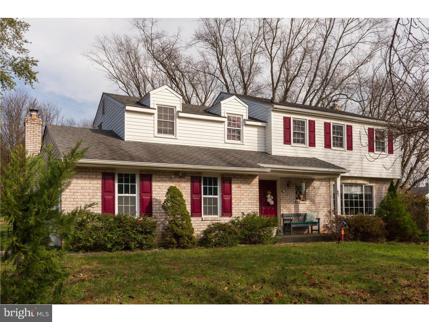 441 Barker Drive West Chester , PA 19380