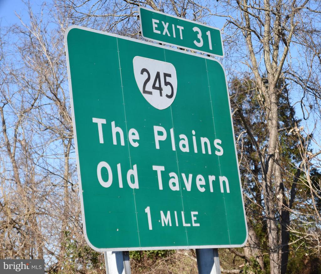 4572  OLD TAVERN ROAD, The Plains, Virginia