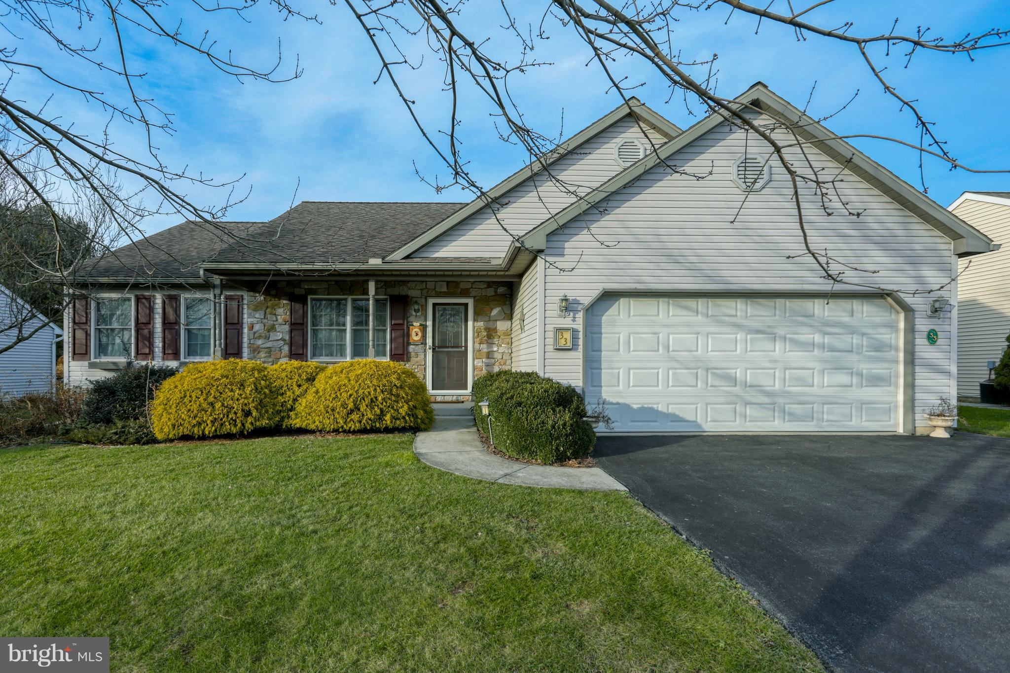 33 ARBOR DRIVE, MYERSTOWN, PA 17067