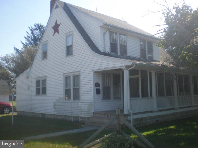 Photo of 813 N Walnut Street, Milford DE