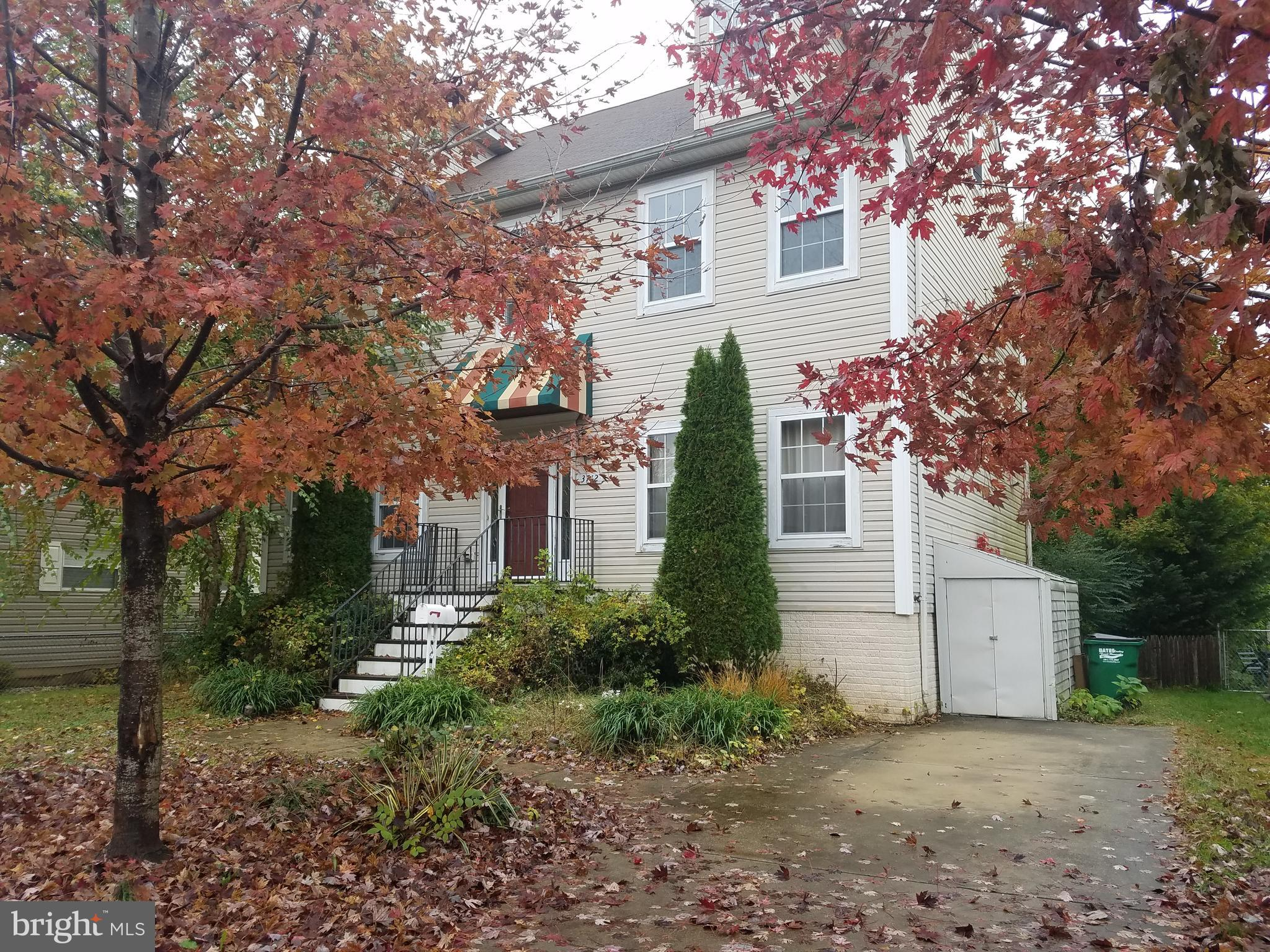 3712 TAYLOR STREET, BRENTWOOD, MD 20722