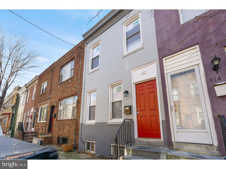 612 Sigel Street Philadelphia, PA 19148