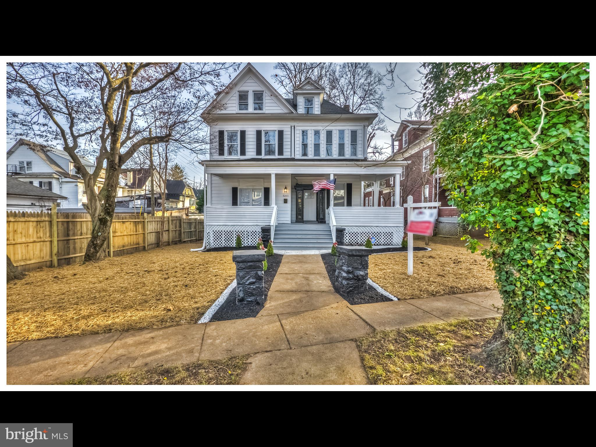 5201 GWYNN OAK AVENUE, BALTIMORE, MD 21207