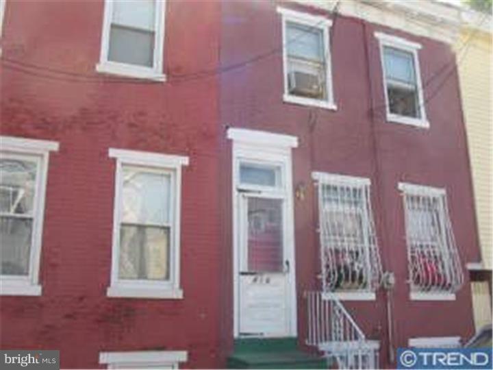 416 HENRY STREET, CAMDEN, NJ 08103