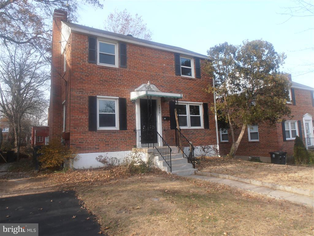 4806 71ST AVENUE, HYATTSVILLE, MD 20784