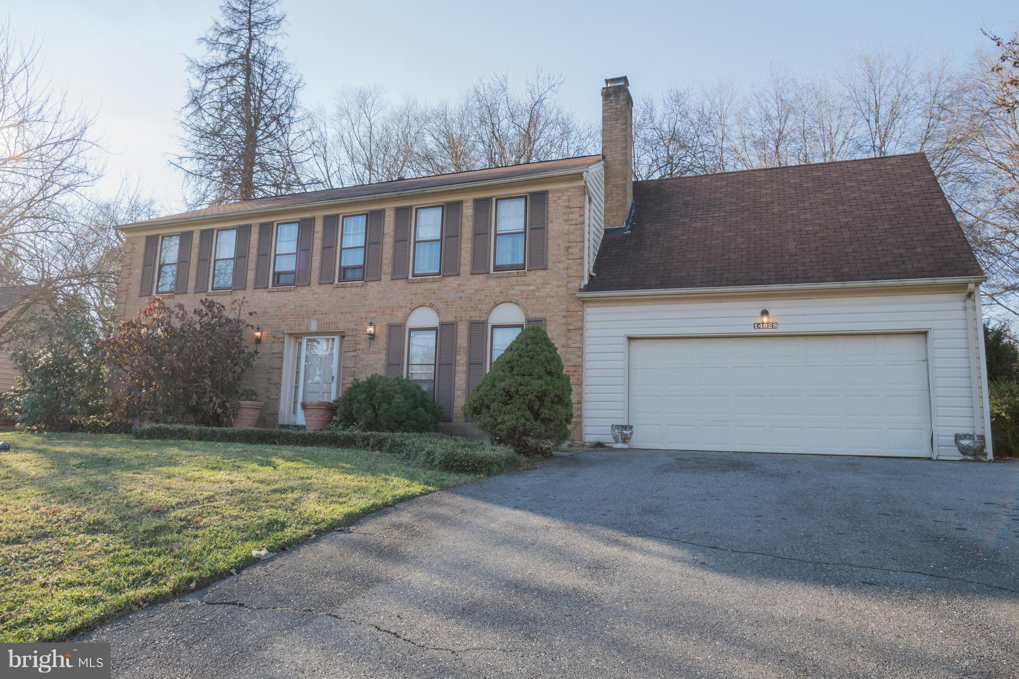 14628 STONEWALL DRIVE, SILVER SPRING, MD 20905