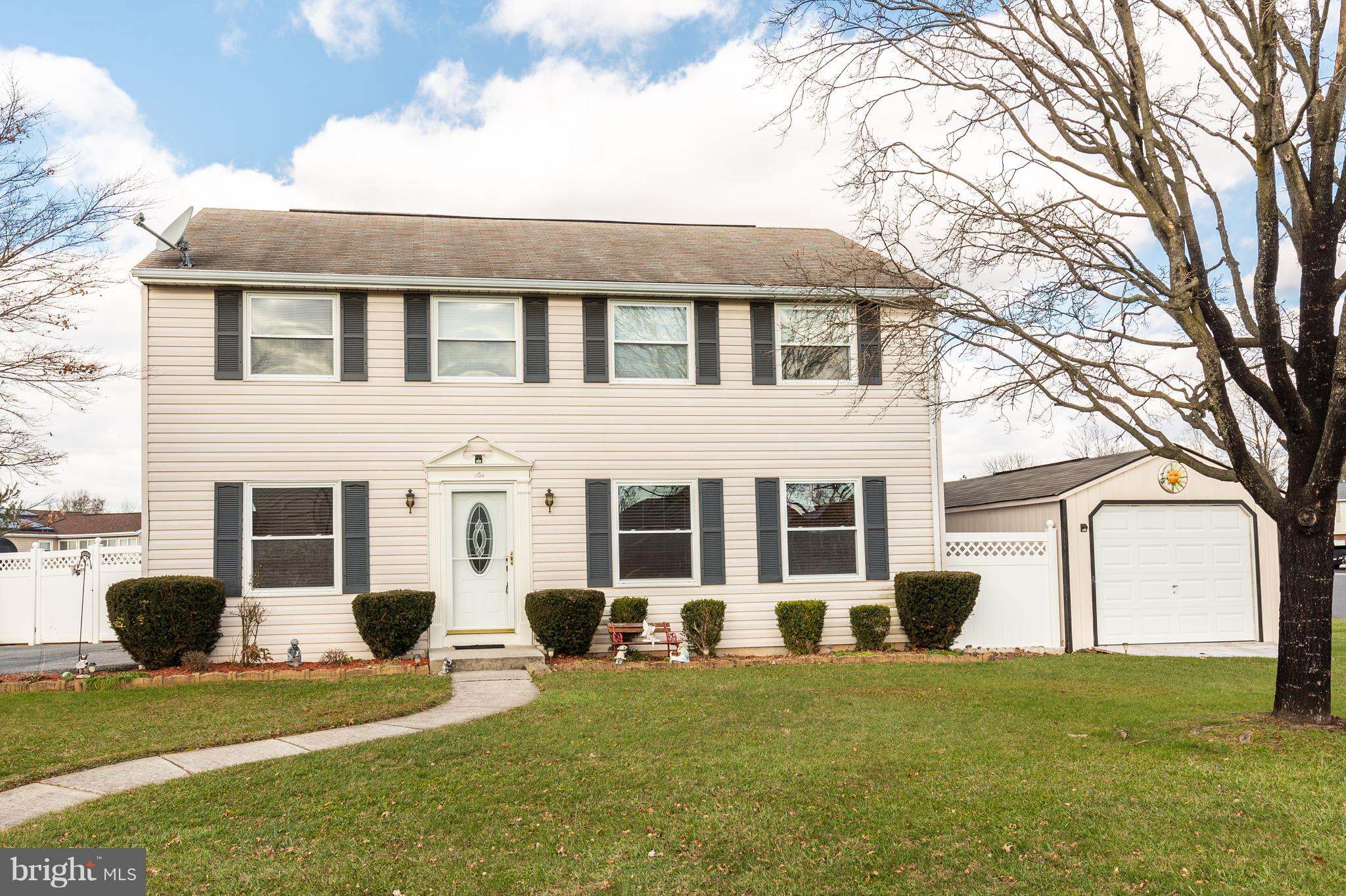 6 STARBOARD DRIVE, TANEYTOWN, MD 21787