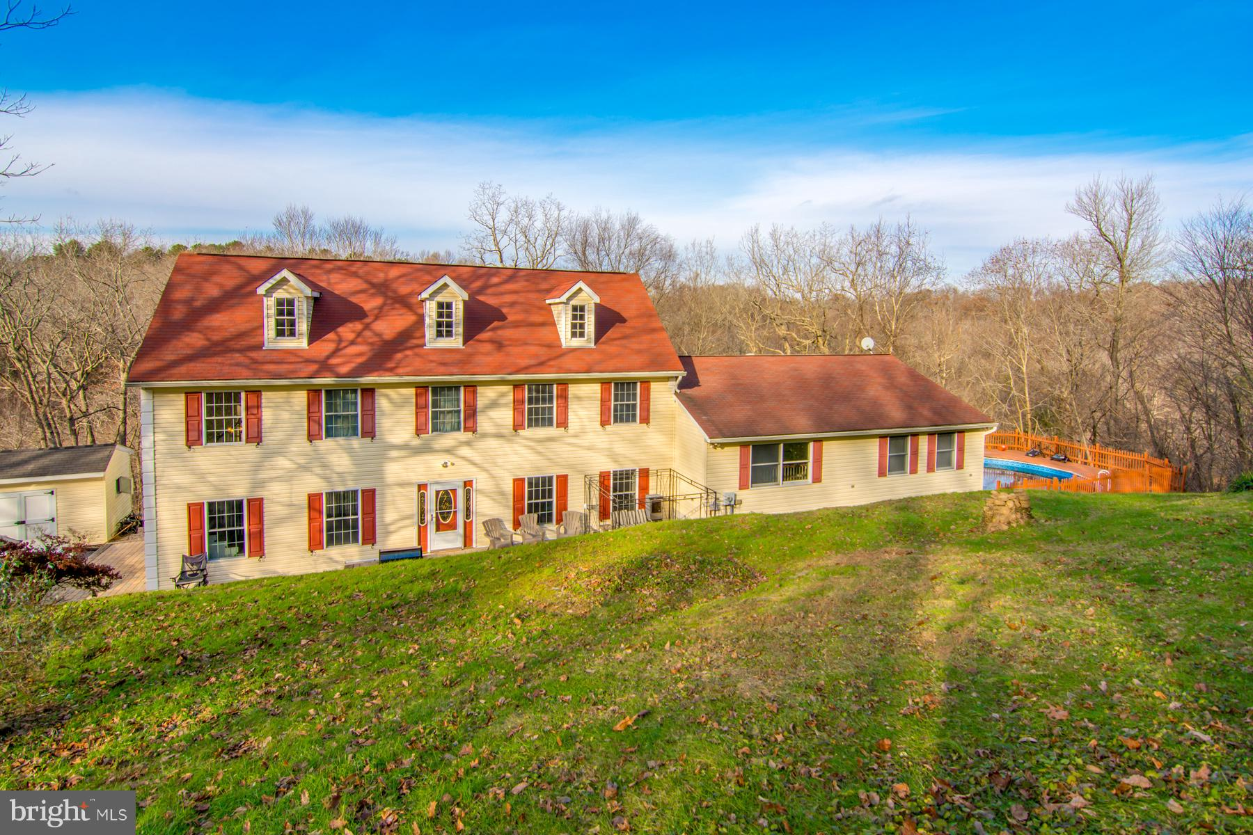 115 FOREST RIDGE ROAD, DELTA, PA 17314