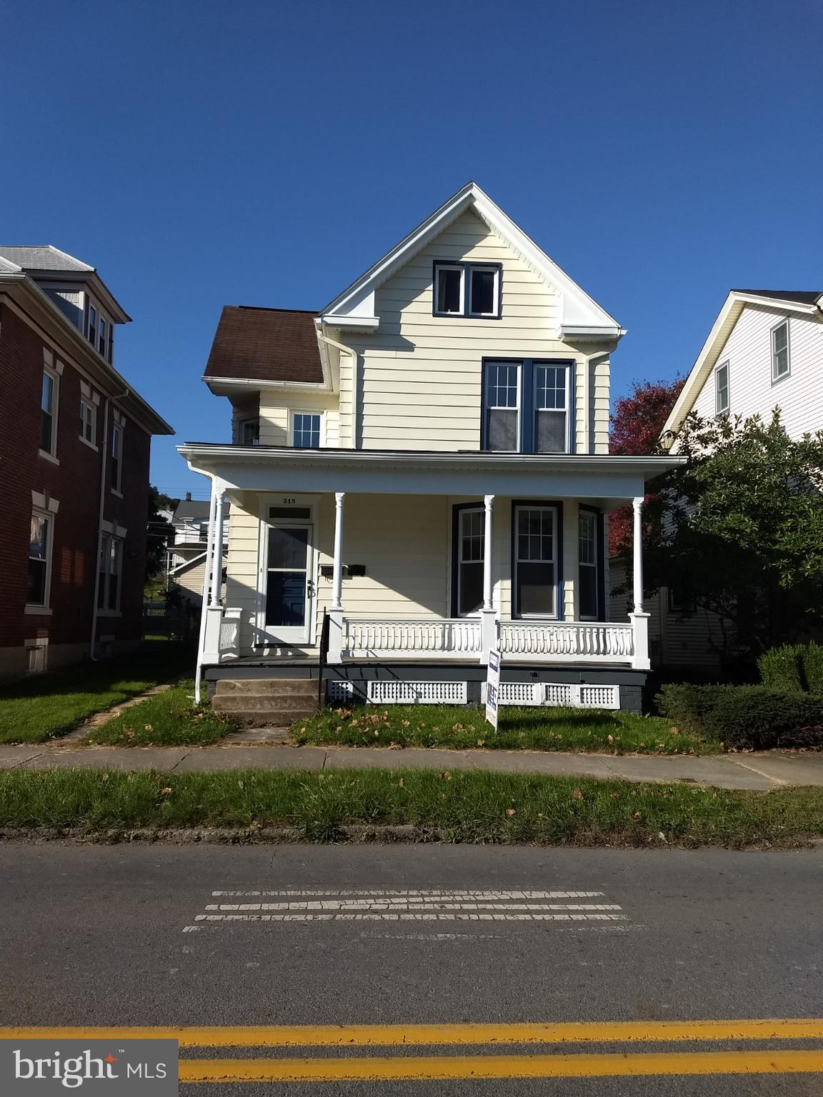 Remodeled Victorian 2 story. Imagine a Southern lifestyle in the heart of Perry County. Beautifully remodeled kitchen, kitchen nook, formal dining room, oversized living room, first floor laundry room, and 4 huge bedrooms. First floor half bath, wooden staircase, and 3rd floor offers additional living space if one wishes to do so. Fenced in backyard, with off street parking. Covered front porch and side porch for those days you want to just sit and drink coffee on a rainy day. Plenty of windows to enjoy natural sunlight every morning as you rise to tackle the next journal of your new day! Fantastic home to raise a large family or maybe even a Band! Come see for yourself! This home also qualifies for the homes for HEROES. Are you in the Nursing Field, EMS, Law Enforcement, Military, or Teaching? FIND OUT HOW YOU CAN GET 1% BACK, Call now!