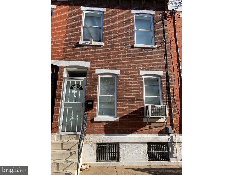 1325 S Fairhill Street Philadelphia , PA 19147