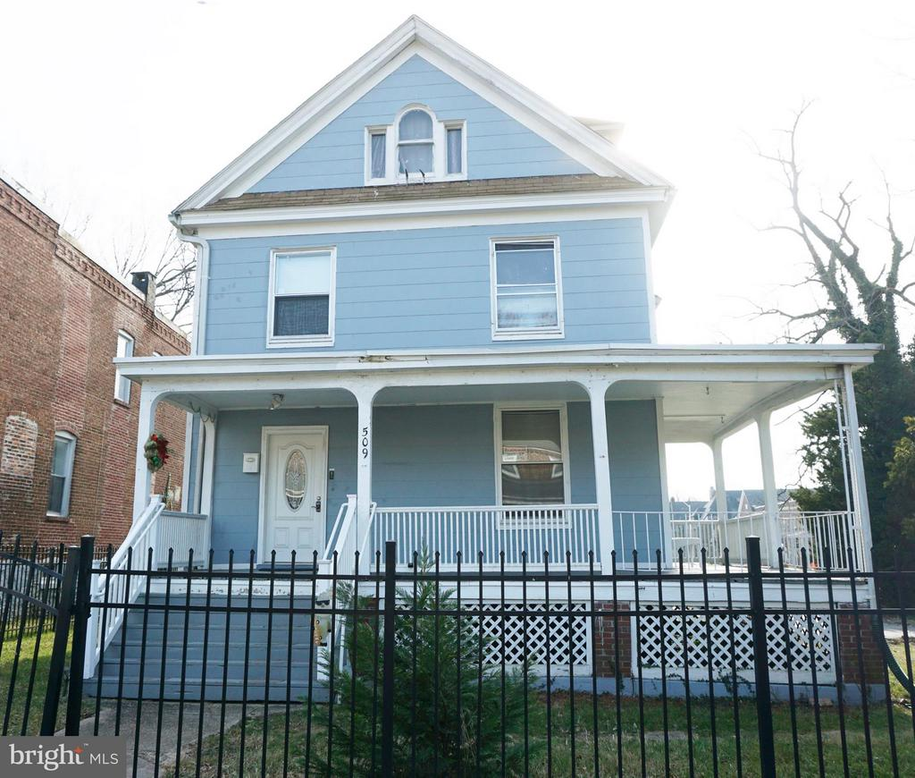 Newly remodeled 3 story 5 bedroom Colonial. Up and coming Waverly. Close to Johns Hopkins University, Morgan State and Loyola University and Medstar Hospital. A great rental opportunity. Wall to wall carpet, granite countertops and modern appliances. Hard wood floors in kitchen. Majority of windows newly replaced. Come visit this sparkling gem. New heating and cooling systems.  See video at https://youtu.be/5HXEWvsvEaQ