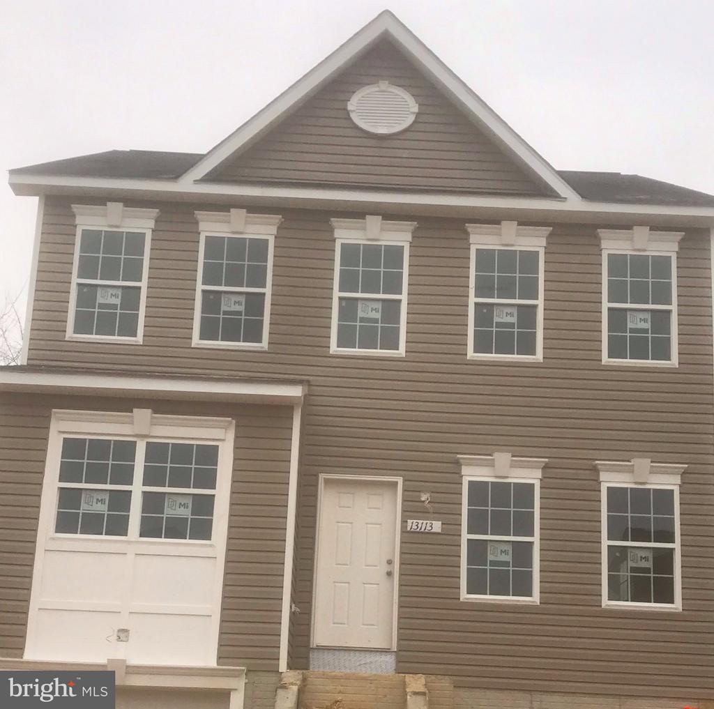 Beautiful NEW construction large home close to Old Town Bowie - 10 year limited warranty. Open Floor plan kitchen and master suite with tub and 2 closets. Must see this beauty. Finishing touches show luxury and quality construction.