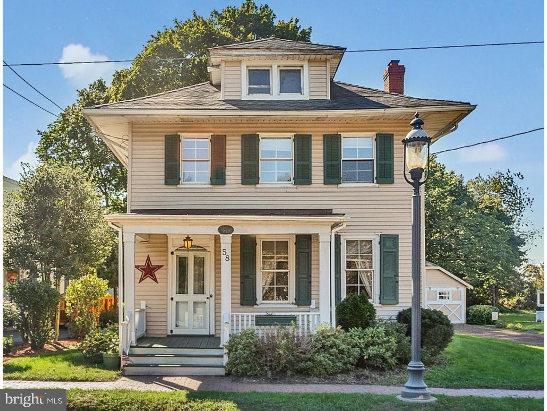 58 CHURCH STREET, WINDSOR, NJ 08561