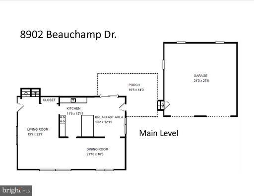 8902 Beauchamp Dr