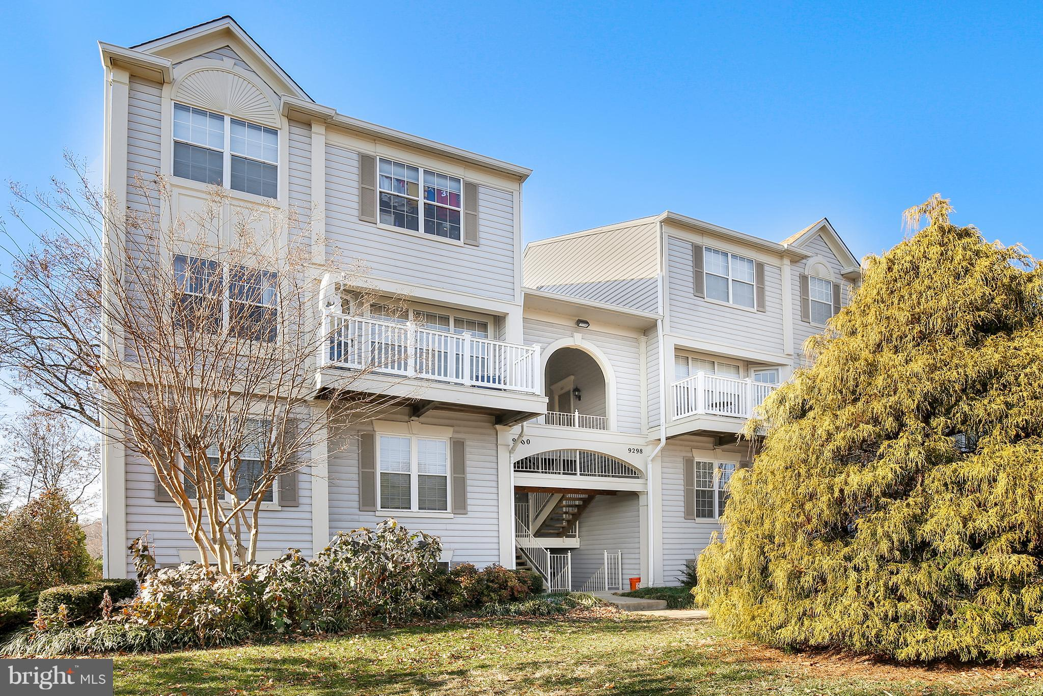 Two bedroom, two bath condo with 2018 updates to kitchen, including granite counters, stainless appliances, sink & faucet. Recent paint, gas furnace replaced in 2014. Convenient assigned parking, two pets are permitted in this condo! Very convenient to Interstate 95, 395, 495, Fort Belvoir, GSA~