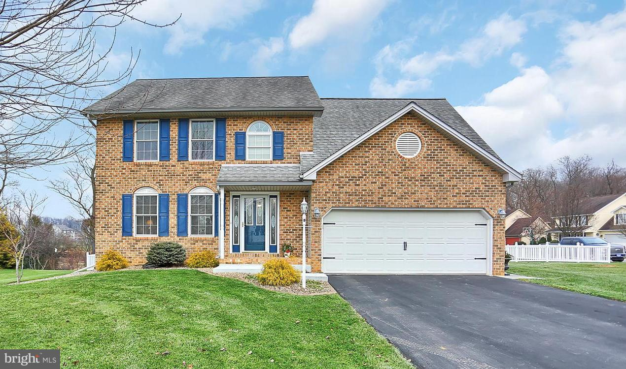 100 WOODVIEW DRIVE, MOUNT HOLLY SPRINGS, PA 17065