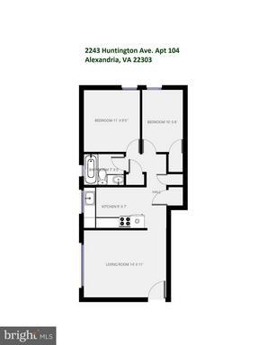 2243 Huntington Ave #104, Alexandria, VA 22303