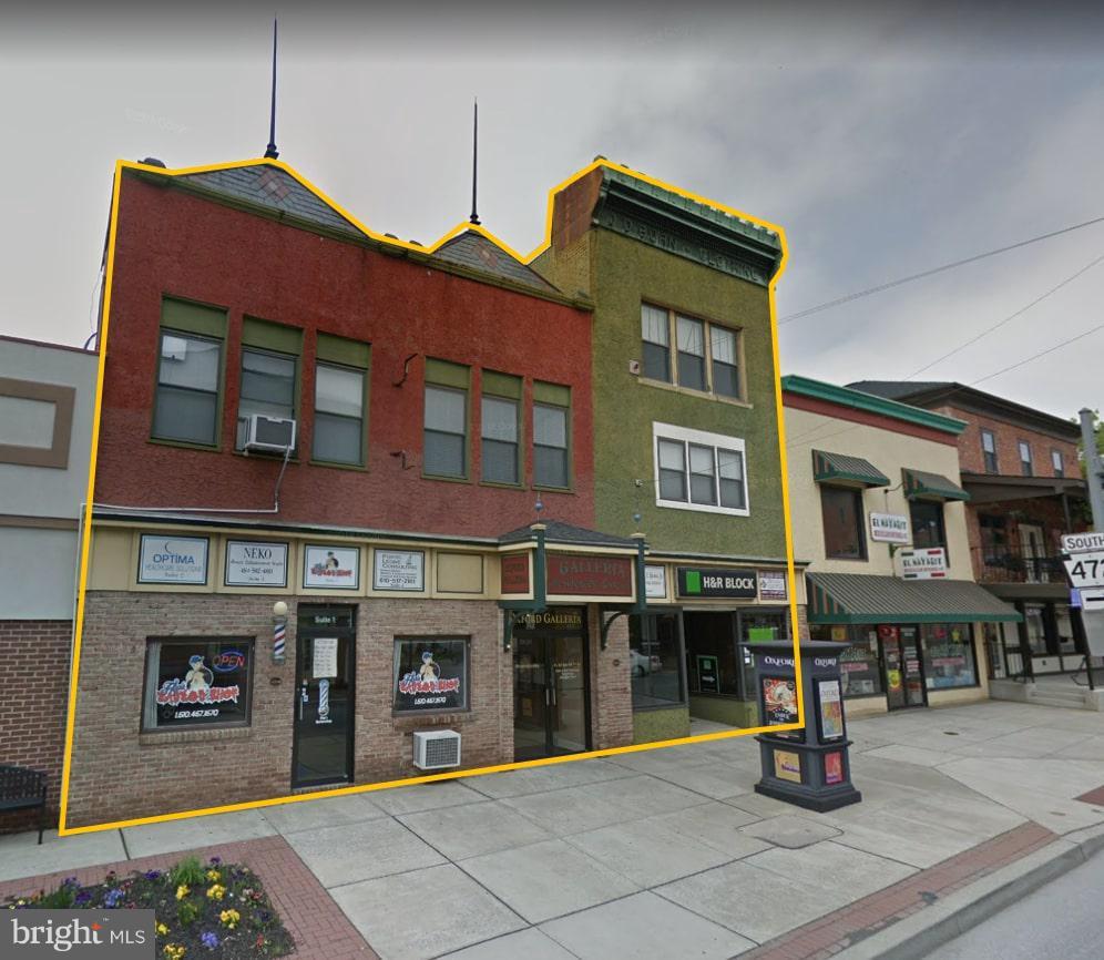 8 - 12 S 3RD STREET, OXFORD, PA 19363
