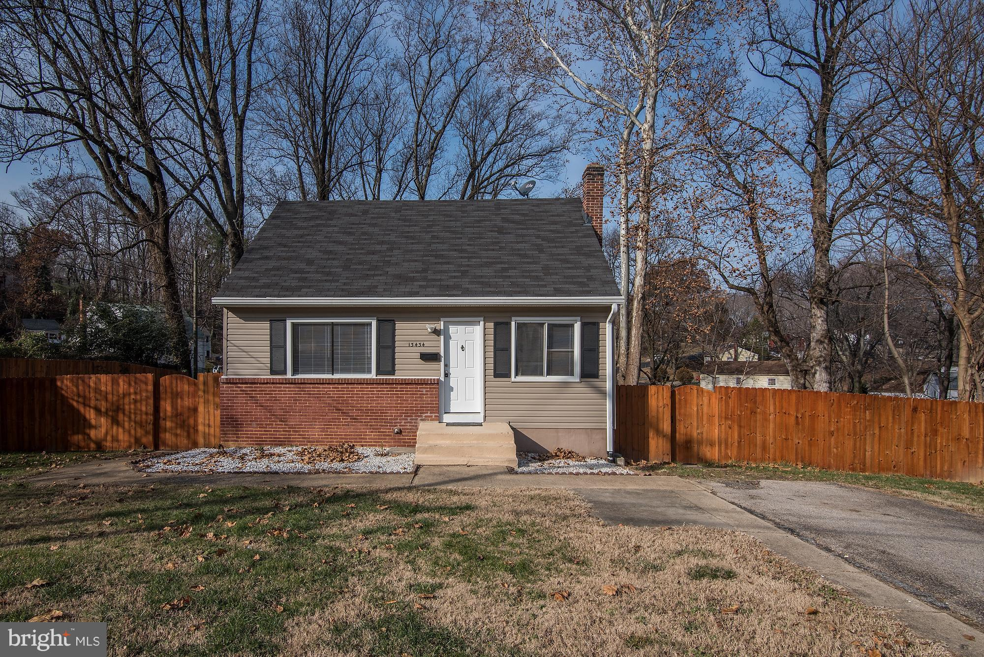 Large Remodeled Cape Cod With Addition, Fenced Back Yard, New Vinyl Siding, New Roof, Newer HVAC,  Re-Finished HW Floors, Remodeled Bathrooms, House Offers 3 Levels, Main Level Large Extended Master Bedroom With Lots of Closet Space, Full Bathroom, Large Family Room With Lots of Light, Separate Dining Room, Kitchen With Additional Room In Rear Which Leads to Large Rear Deck Overlooking Private Fenced Yard With New Retaining Wall, Upstairs Offer 2 Large Bedrooms With HW Floors and Full Remodeled Bathroom, Base Offer In-Law Suite Ideal For Family Member, Basement Has Separate Entrance With Sidewalk on Side, 2 Legal Bedrooms and Kitchen With Family Room, Outside Offer Private Back Yard With Great View, This Home Offers It ALL, Great For A Large Family, Ready To Move In, Hurry It Will Not Last Long