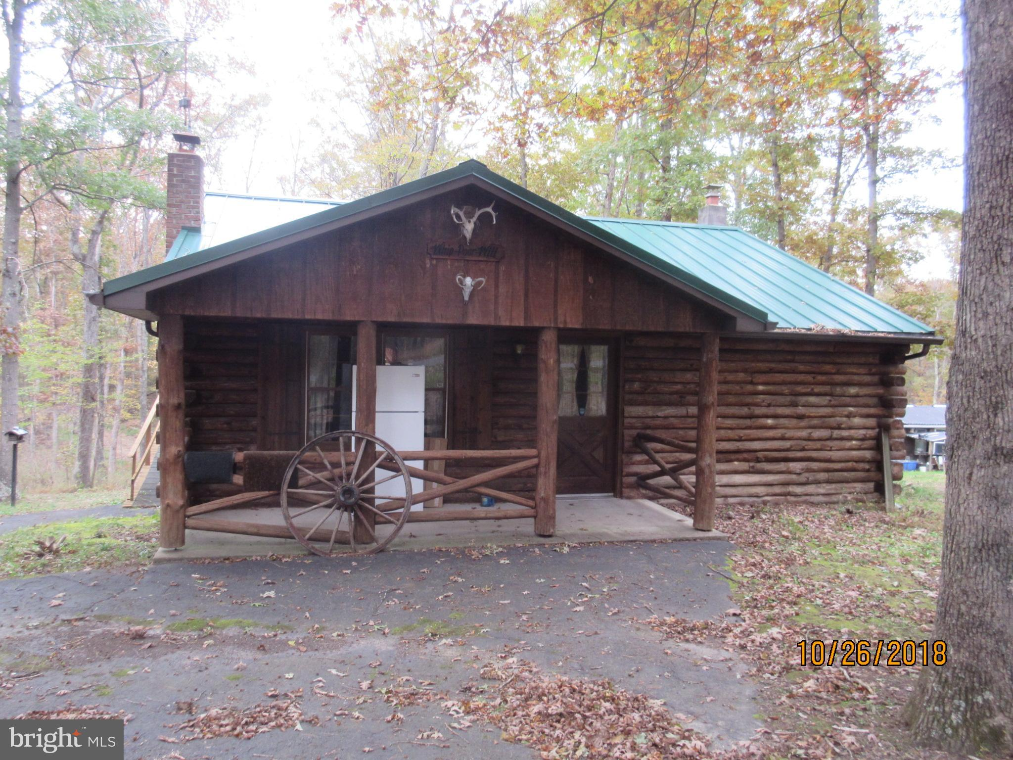 10410 BLACK SULPHUR ROAD, FLINTSTONE, MD 21530