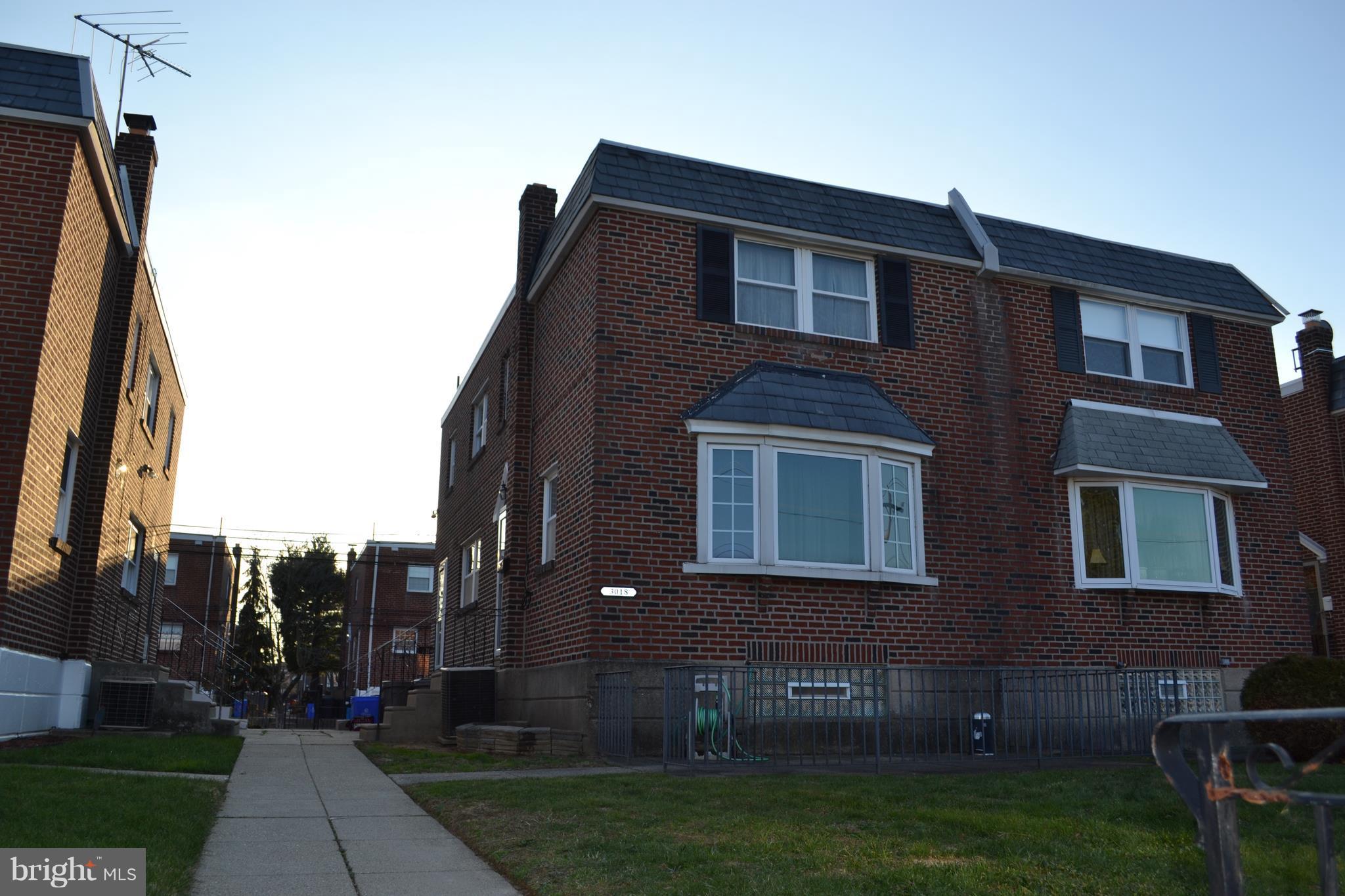 3018 WINDISH STREET, PHILADELPHIA, PA 19152
