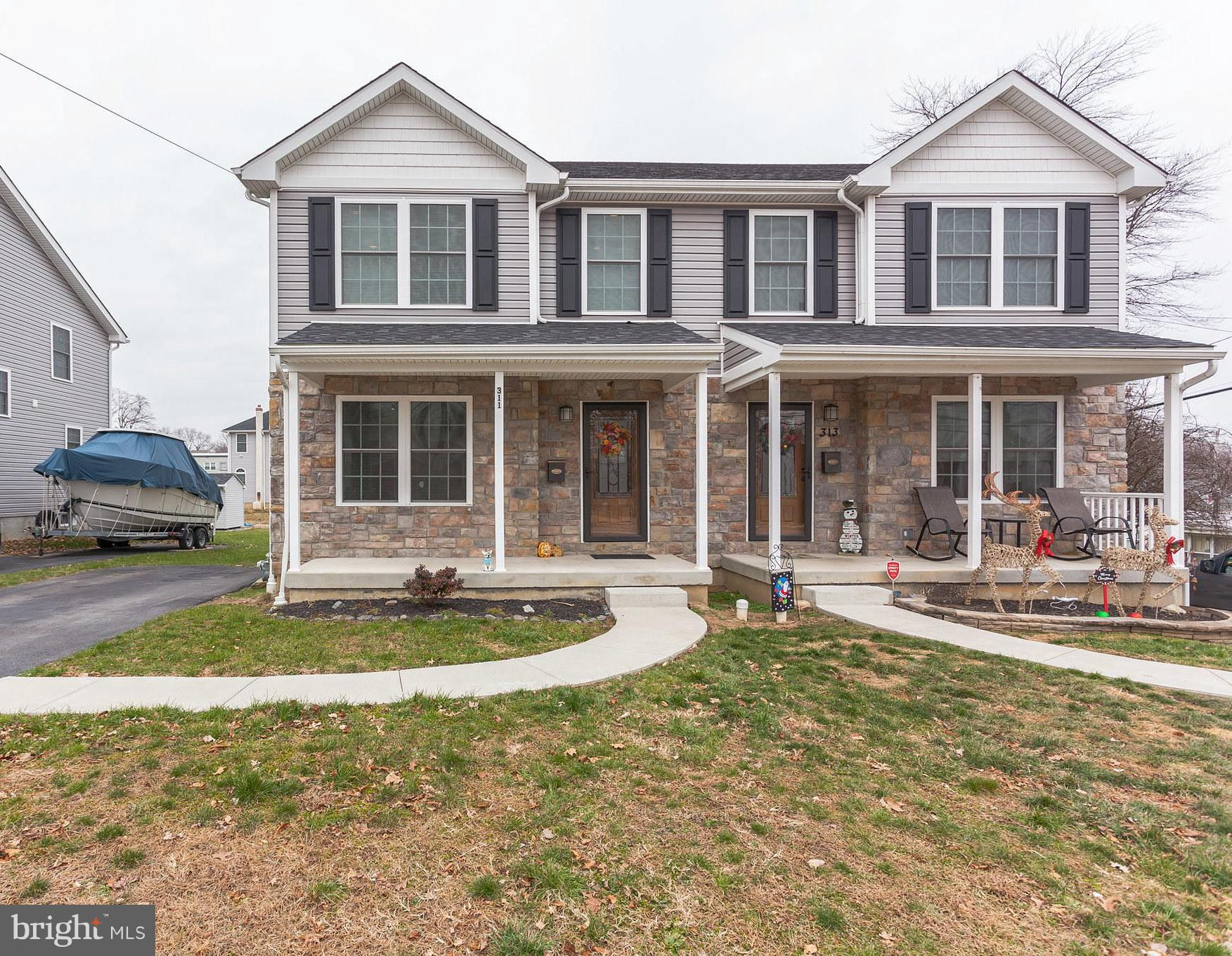 311 W SELLERS AVENUE, RIDLEY PARK, PA 19078