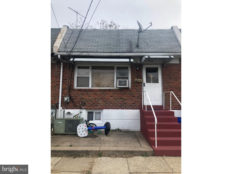 2428 WAINWRIGHT STREET, CAMDEN, NJ 08104