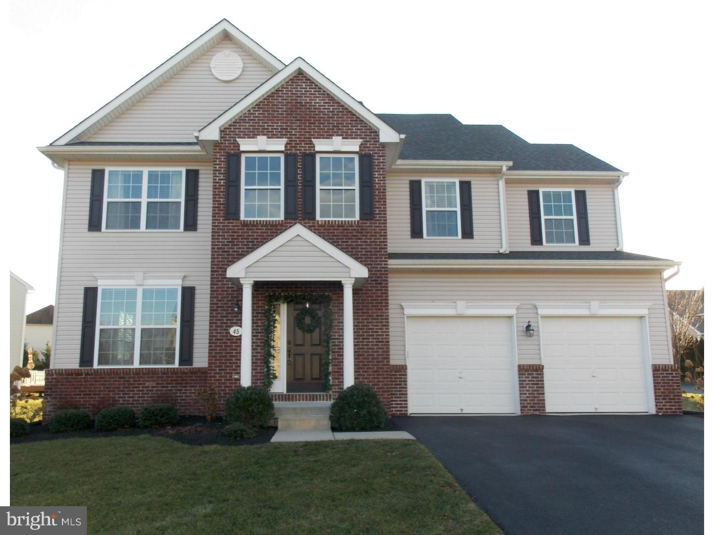 45 RUTHERFORD COURT, ROYERSFORD, PA 19468