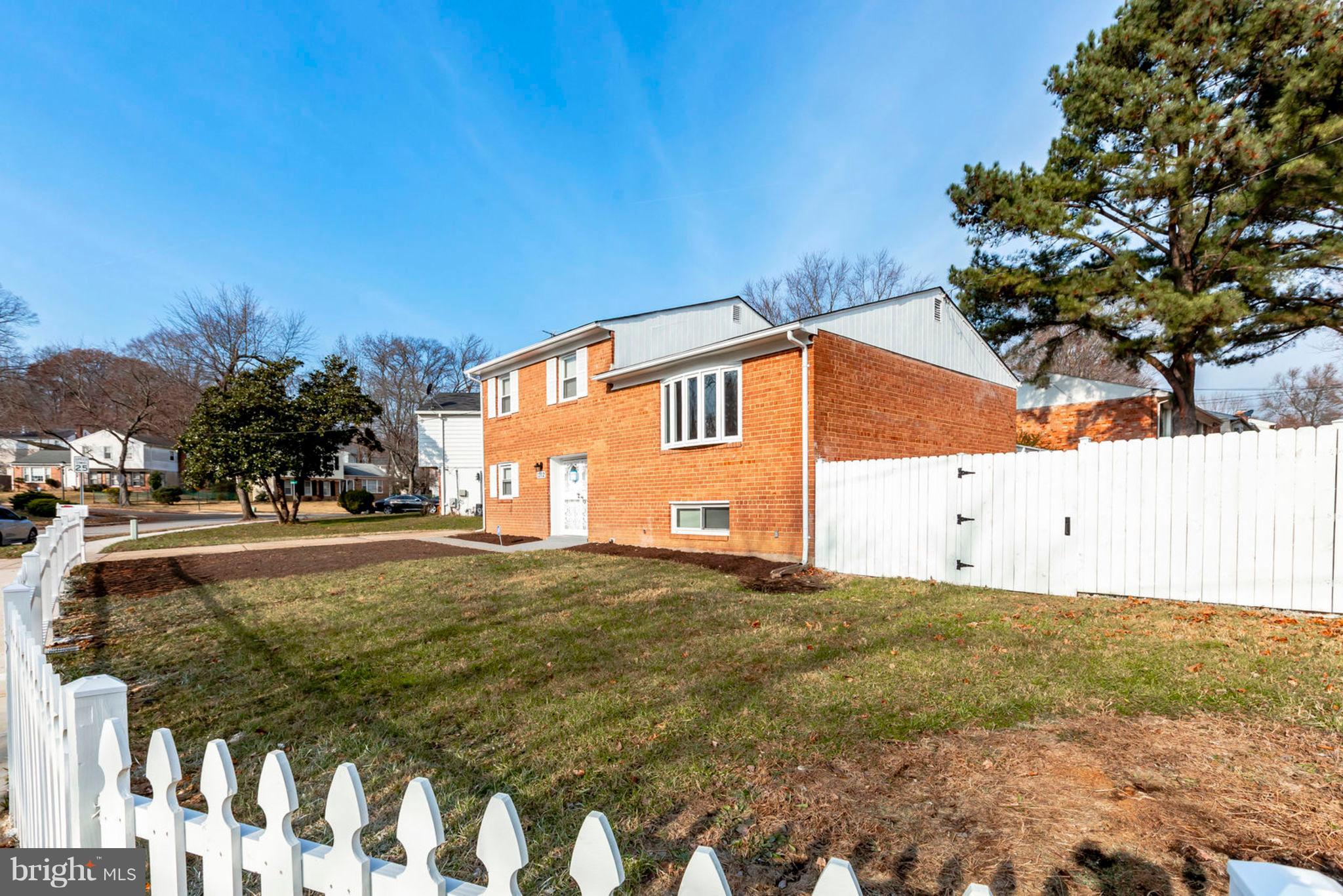 1312 EDENVILLE DRIVE, DISTRICT HEIGHTS, MD 20747