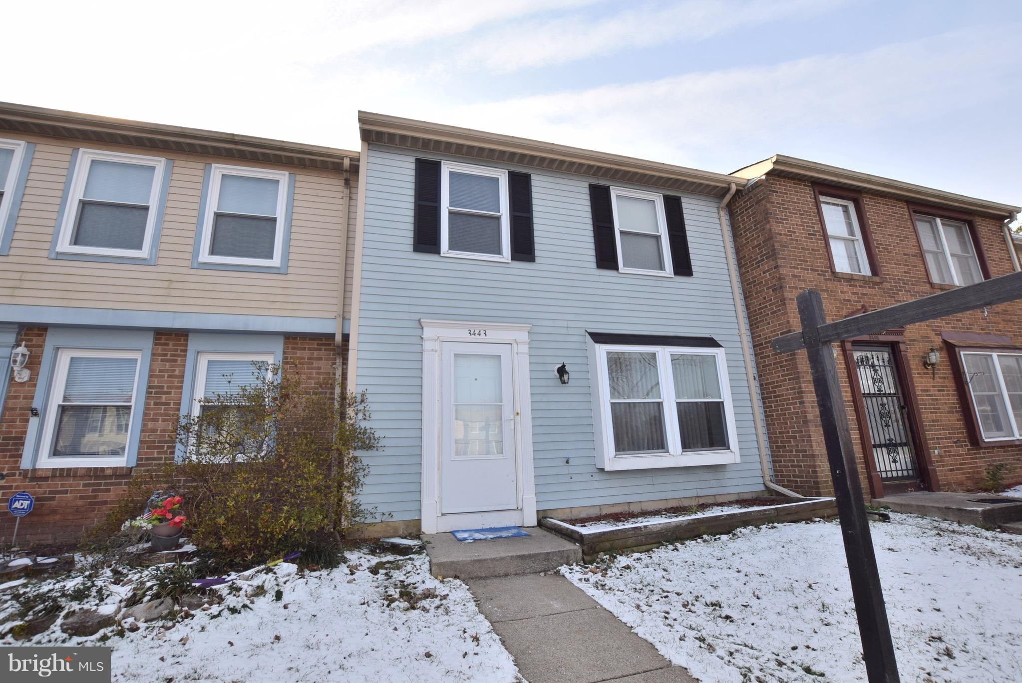 Beautifully updated, four bedroom townhome!  Kitchen w/ stainless steel appliances & new granite counters - Remodeled bathroom w/ stylish tile & sliding doors - Modern lighting & fixtures - Fenced backyard, large shed & ground level deck - Master bedroom w/ walk-in closet & second closet - Main level bedroom - Ideal location!