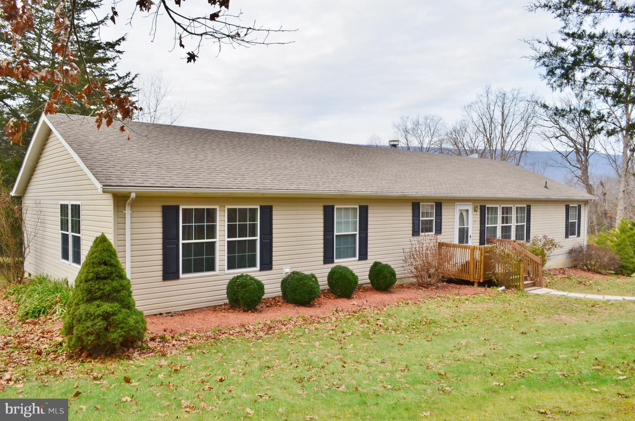55 BIG OAK LANE, MAURERTOWN, VA 22644