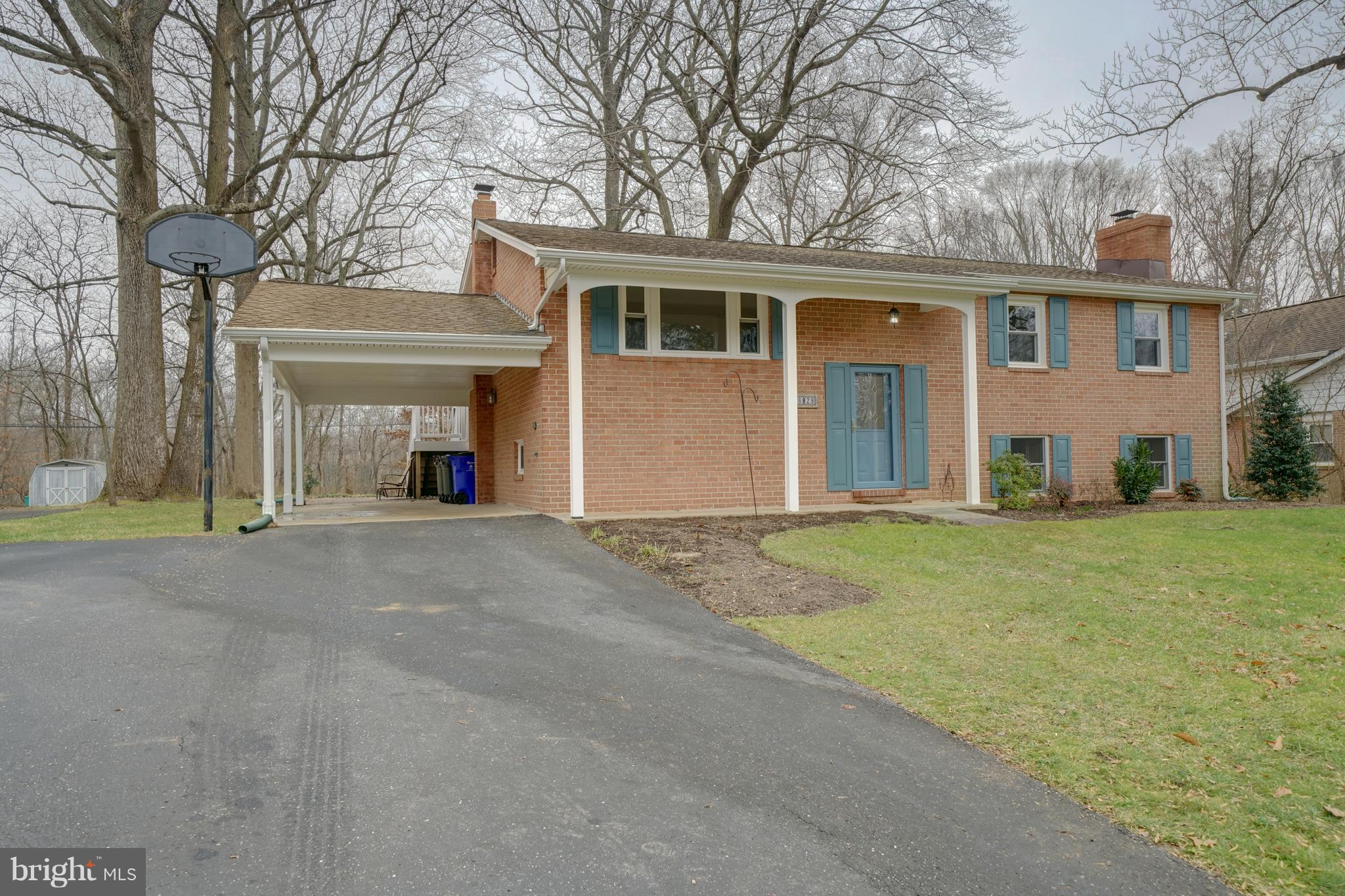 6829 CARLINDA AVENUE, COLUMBIA, MD 21046