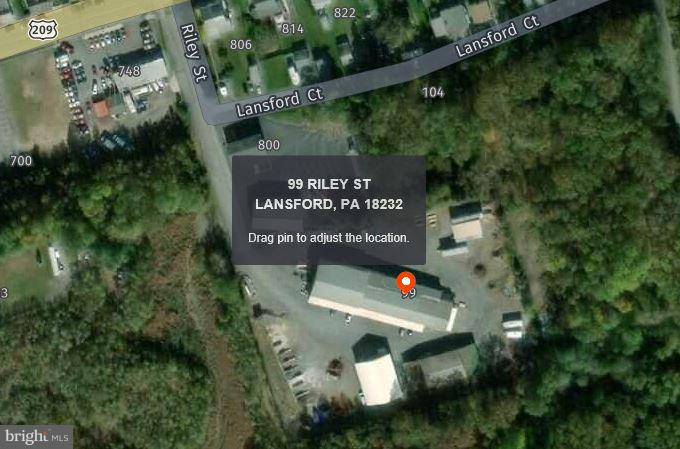 99 RILEY STREET, LANSFORD, PA 18232