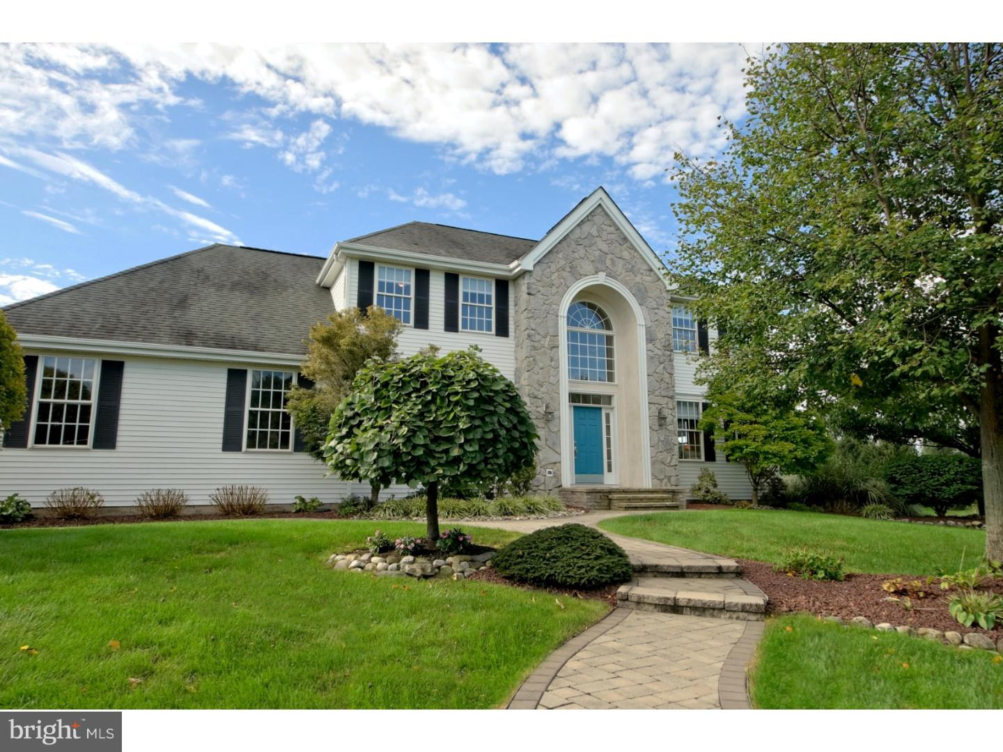 4 HICKORY COURT, PLAINSBORO, NJ 08512