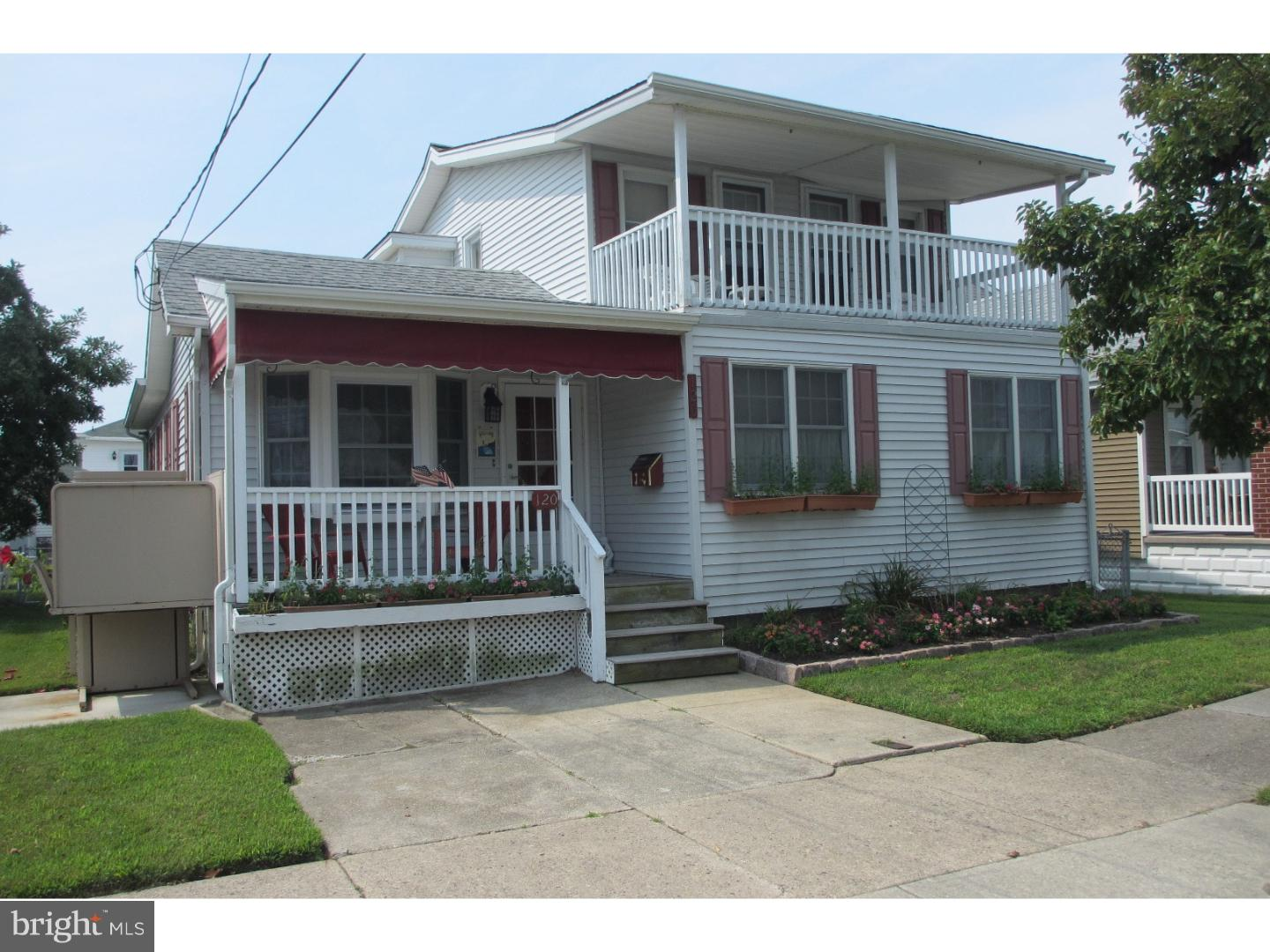 120 W 19TH AVENUE, WILDWOOD, NJ 08260