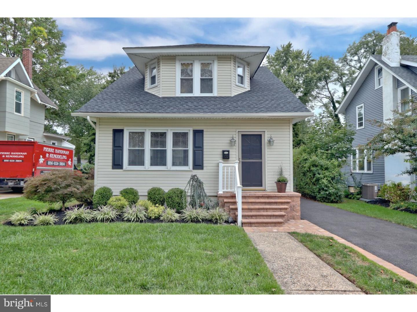 133 WASHINGTON TERRACE, AUDUBON, NJ 08106
