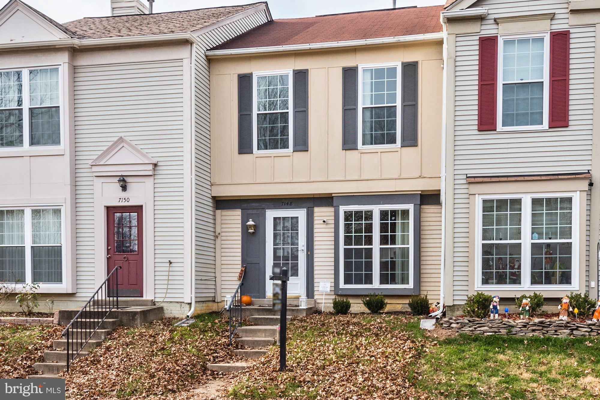 JUST LISTED! Great 2 level townhouse in Alexandria. Short Drive to Multiple Metro Stops and Walking Distance to Huntley Meadows. Priced to Sell. 3 Bedrooms Upstairs with 2 full Baths and Laundry. Lower Level features Eat in Kitchen with Large Breakfast Bar and Space for a Table as well as Large Living Room with Fireplace. Fenced backyard with Deck and Storage Shed. Do not miss this opportunity to own a Fee Simple home in Fairfax County for under $350,000! Alarm System Conveys. New HVAC.