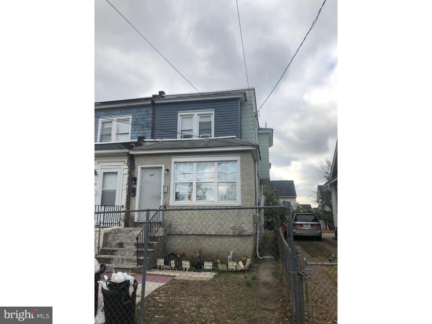 547 N 32ND STREET, CAMDEN, NJ 08105