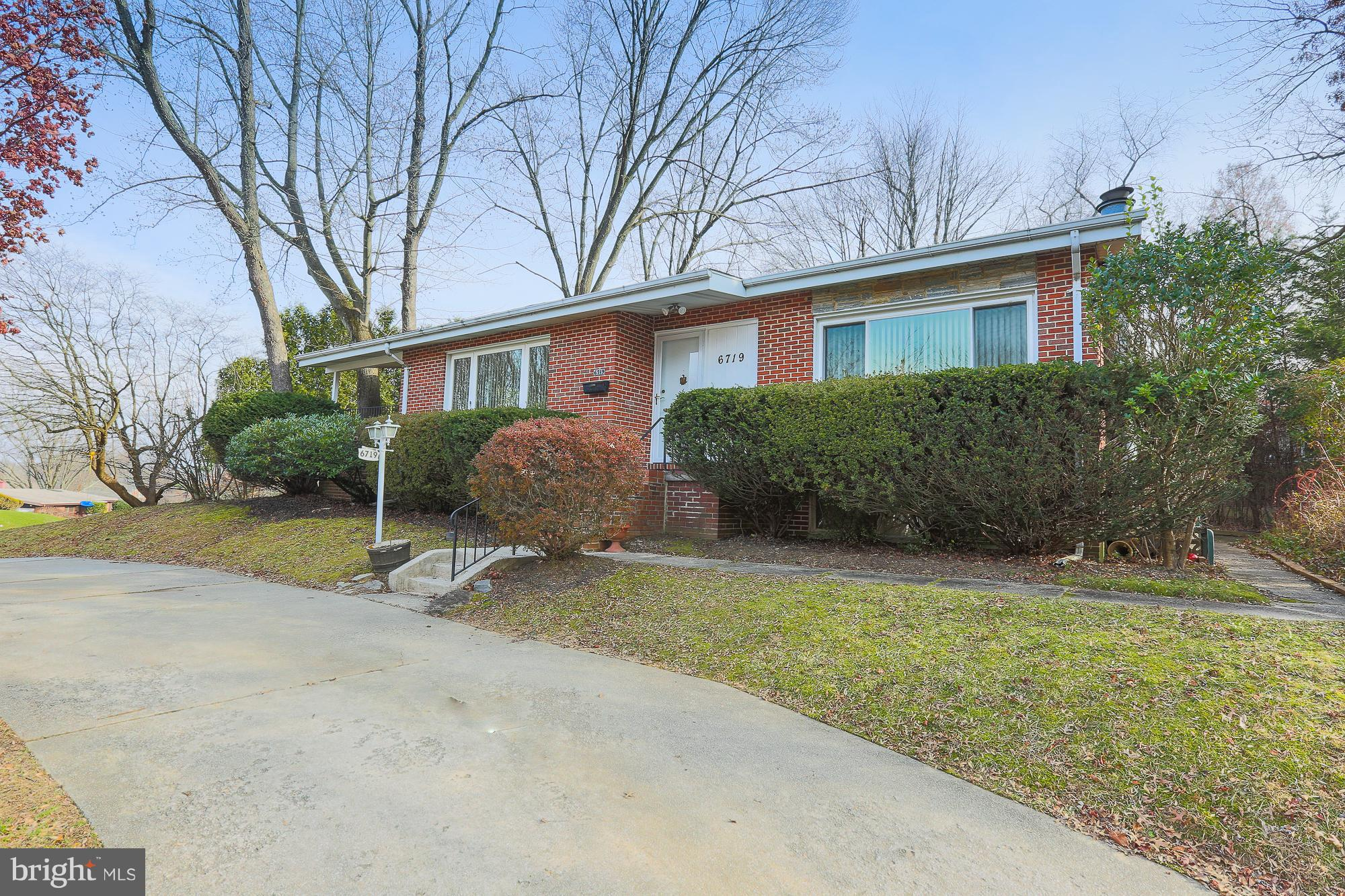 6719 CHOKEBERRY ROAD, BALTIMORE, MD 21209