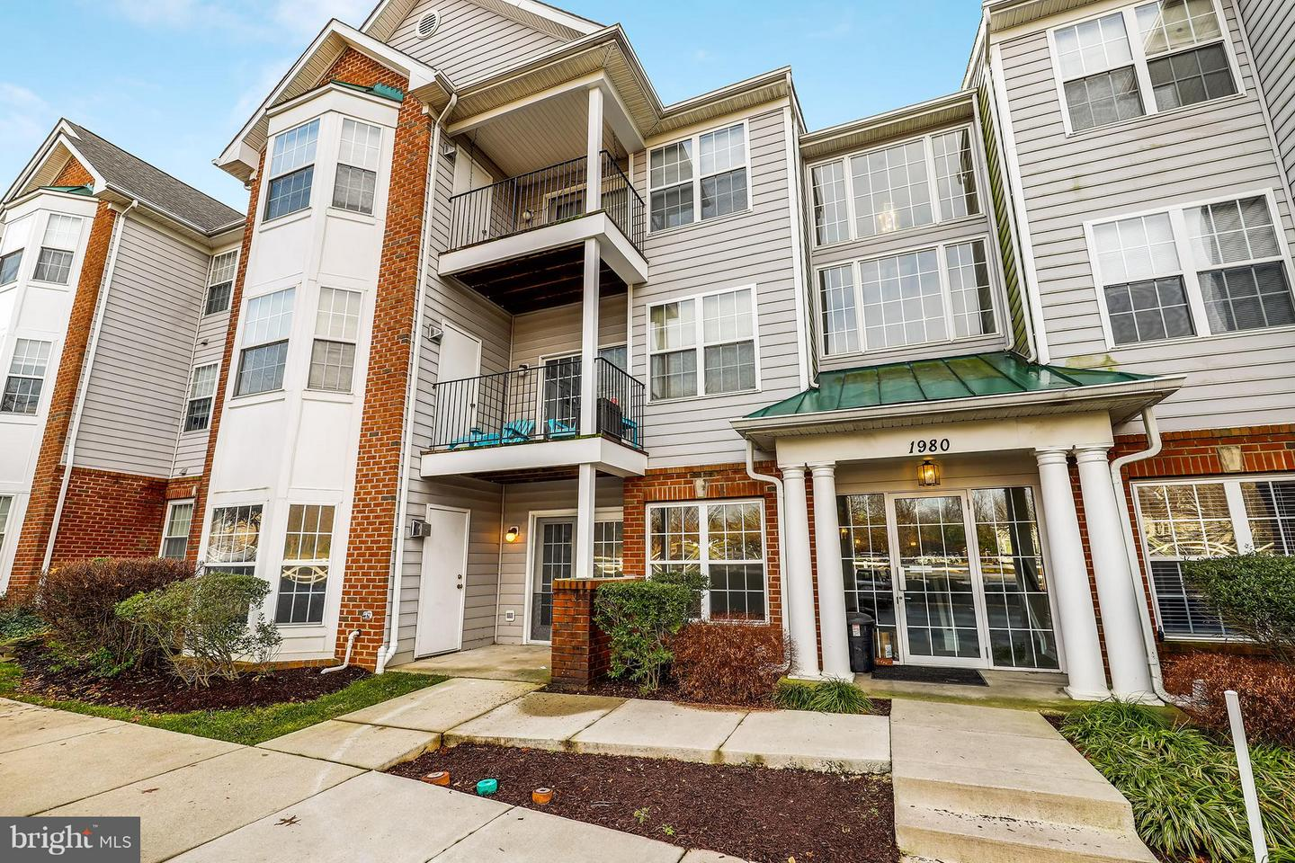 1980 Scotts Crossing Way #103 Annapolis MD 21401