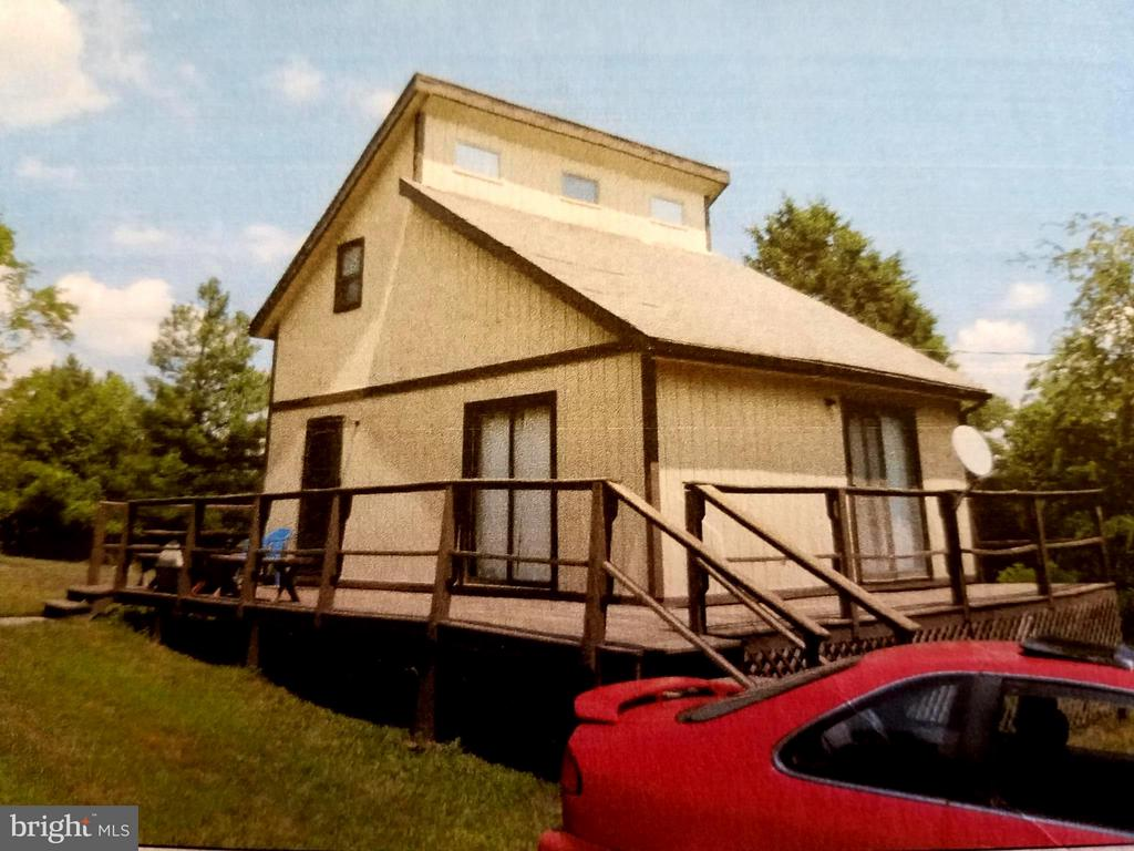 540 Old Mountain Run Trail, Purgitsville, WV 26852