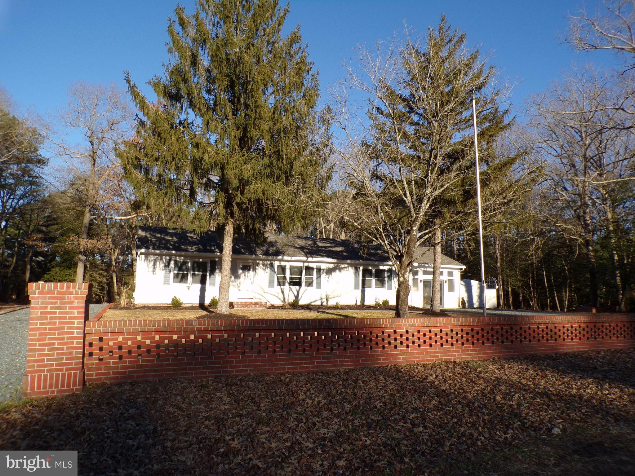 5165 CAMPGROUND ROAD, EDEN, MD 21822
