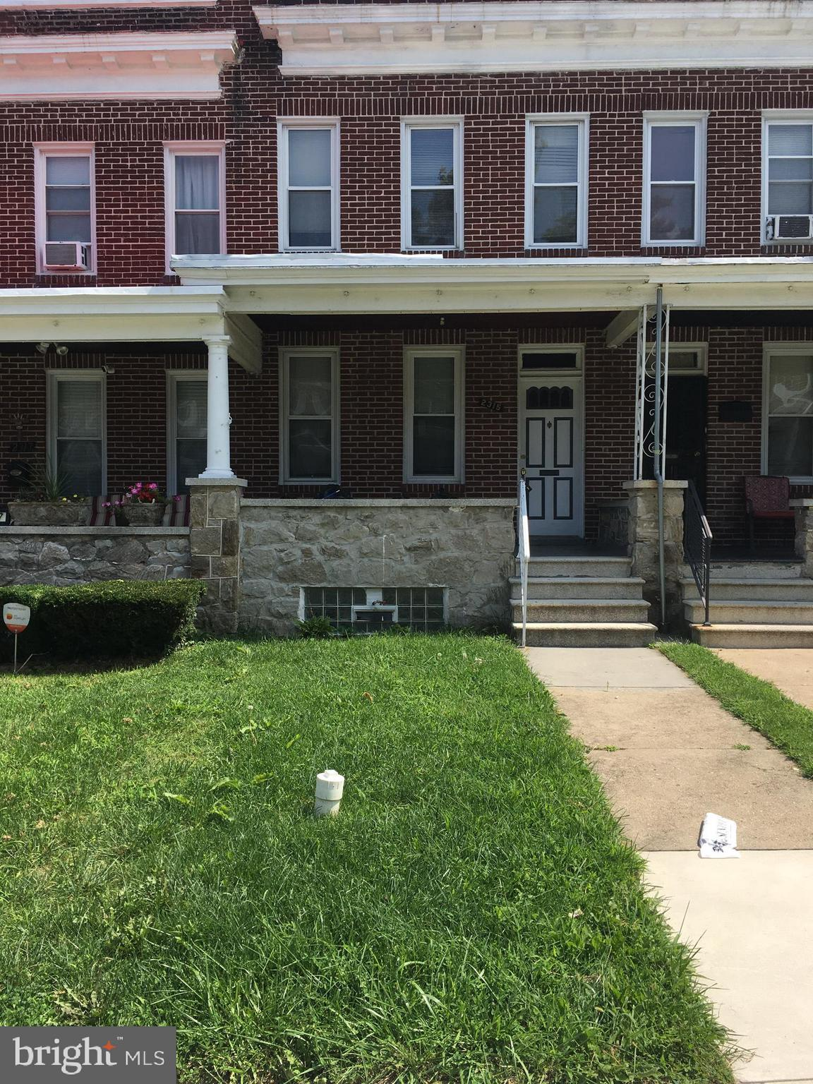 2315 N ROSEDALE STREET, Baltimore, MD 21216
