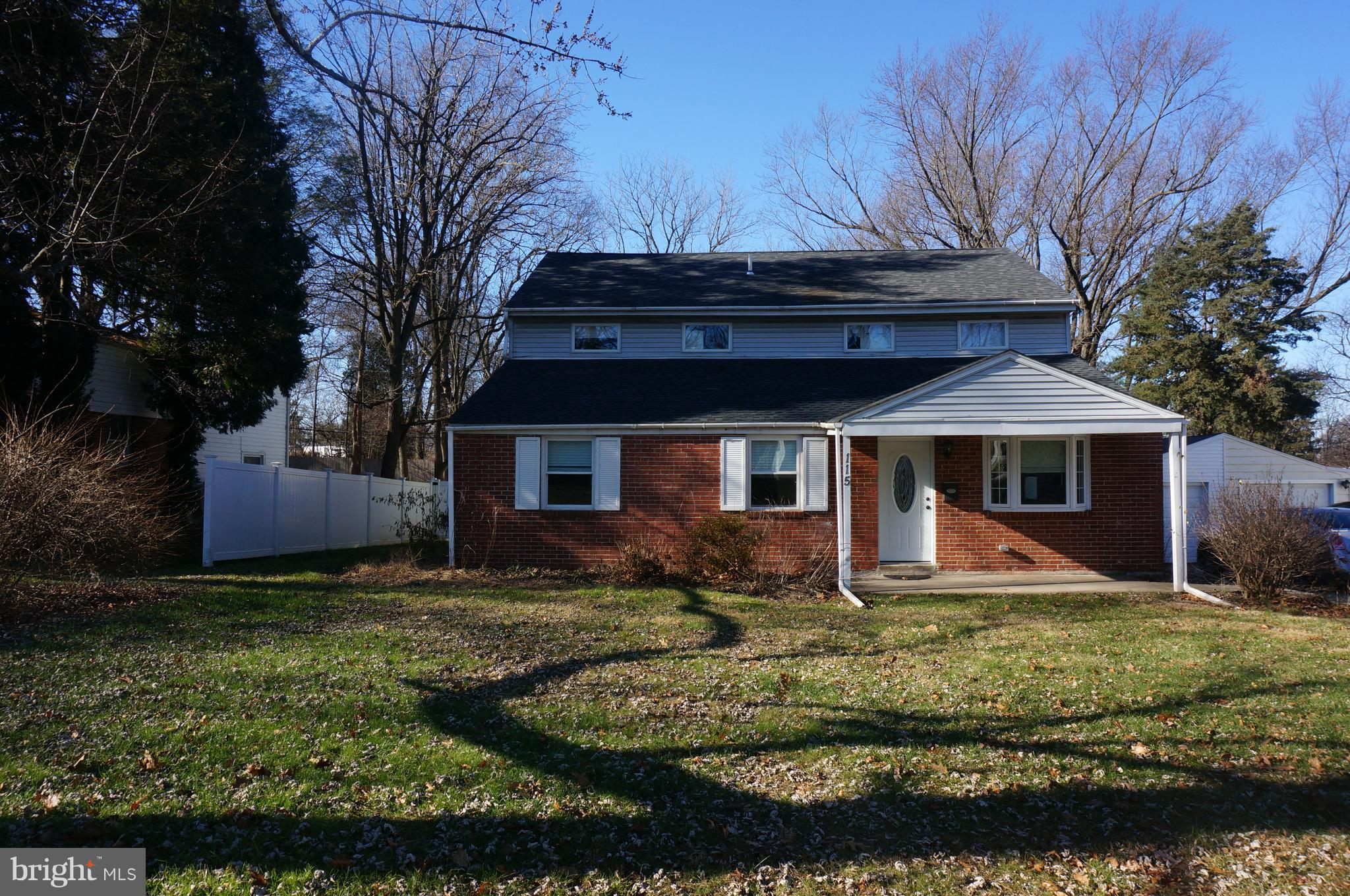 115 PLEASANT ROAD, PLYMOUTH MEETING, PA 19462