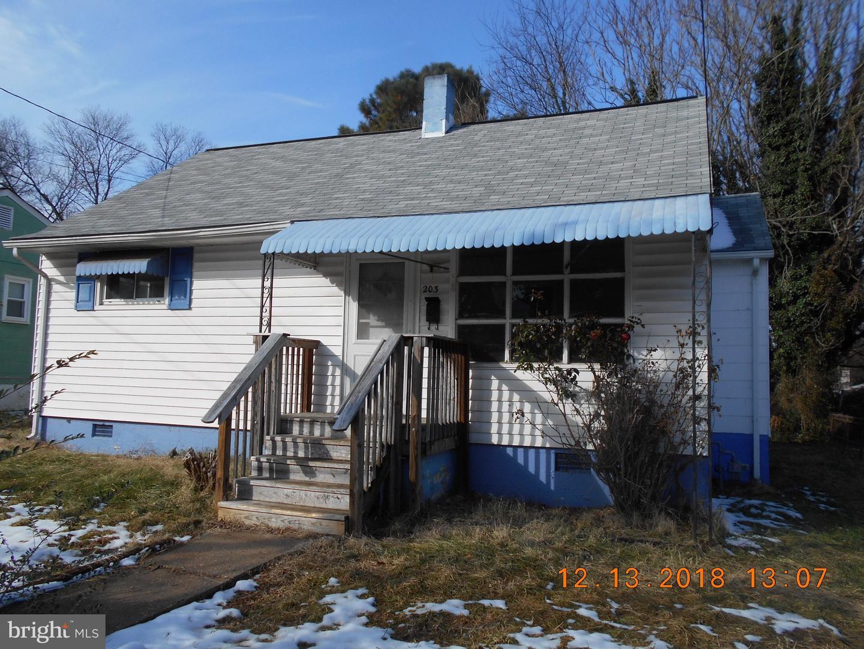 203 Harris Fredericksburg Va
