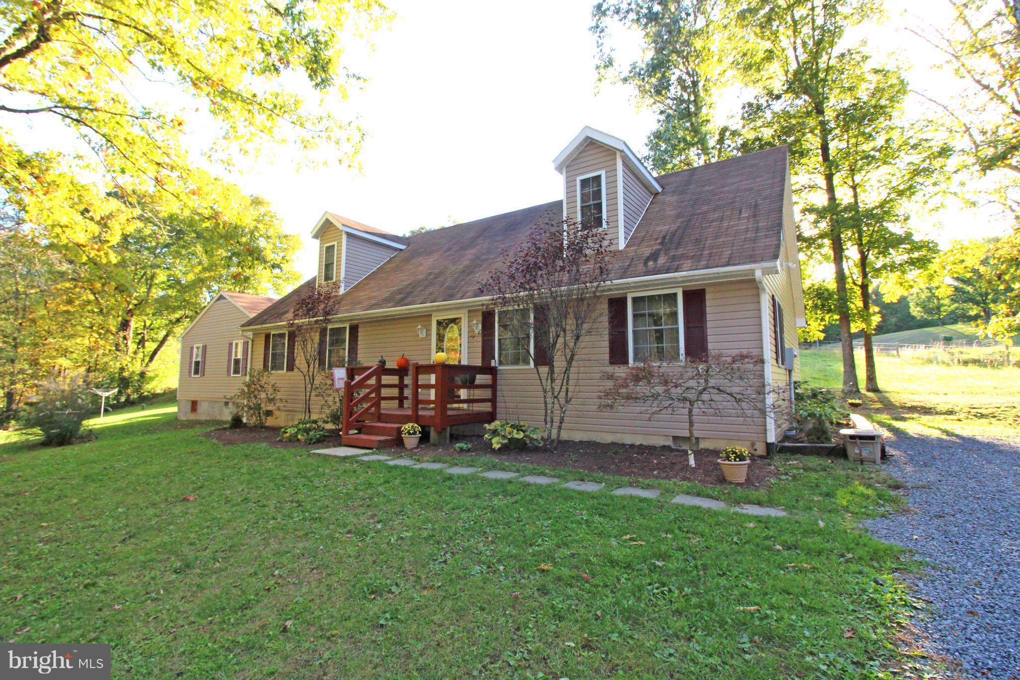 1031 CAMP ROOSEVELT ROAD, FORT VALLEY, VA 22652