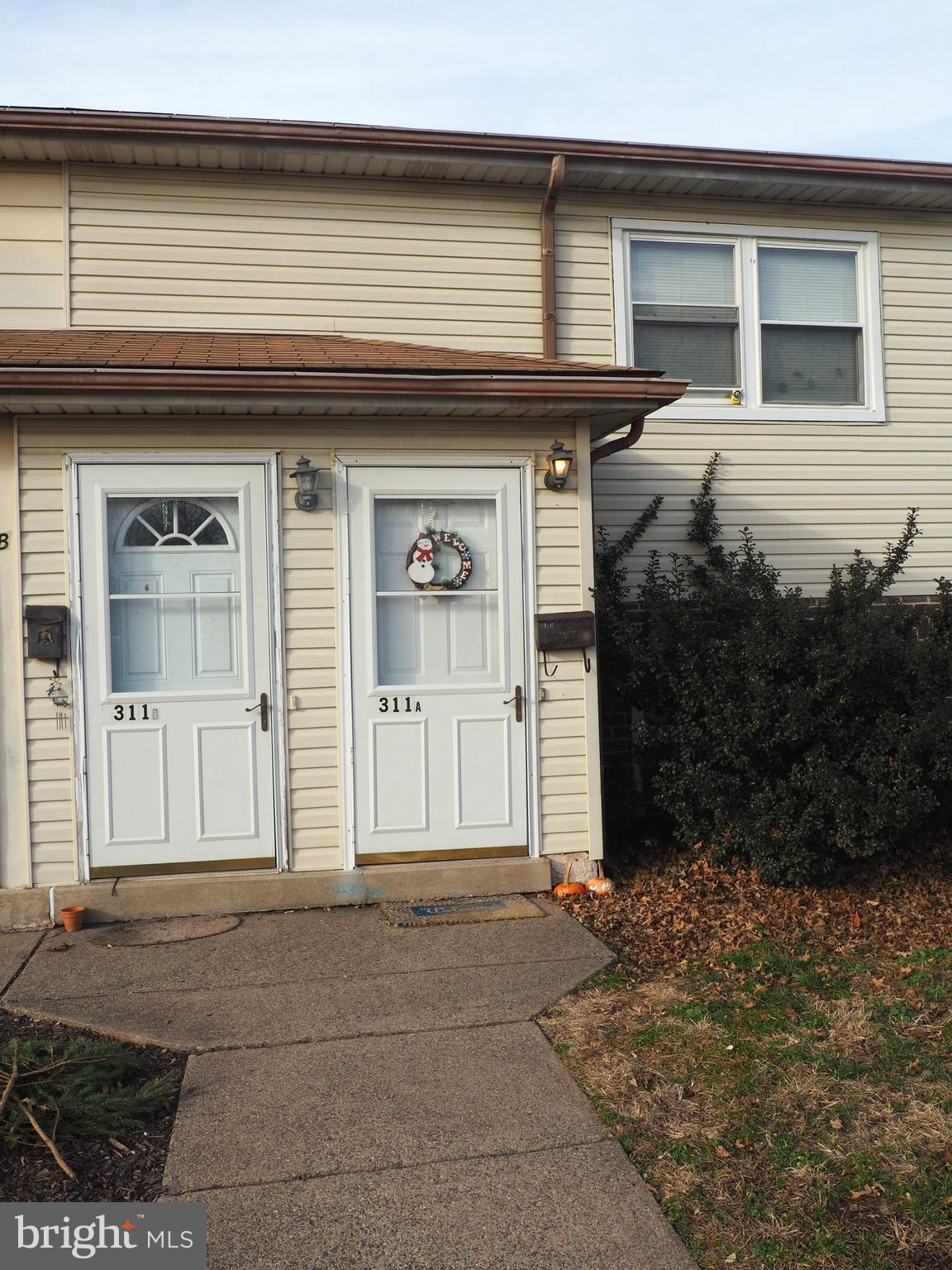 311 Unit A & B FORGE ROAD, EAST GREENVILLE, PA 18041
