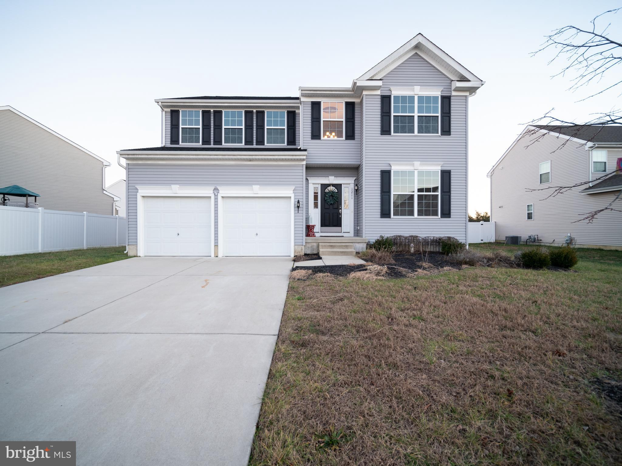 1211 KAREN ANN, WEST DEPTFORD, NJ 08086