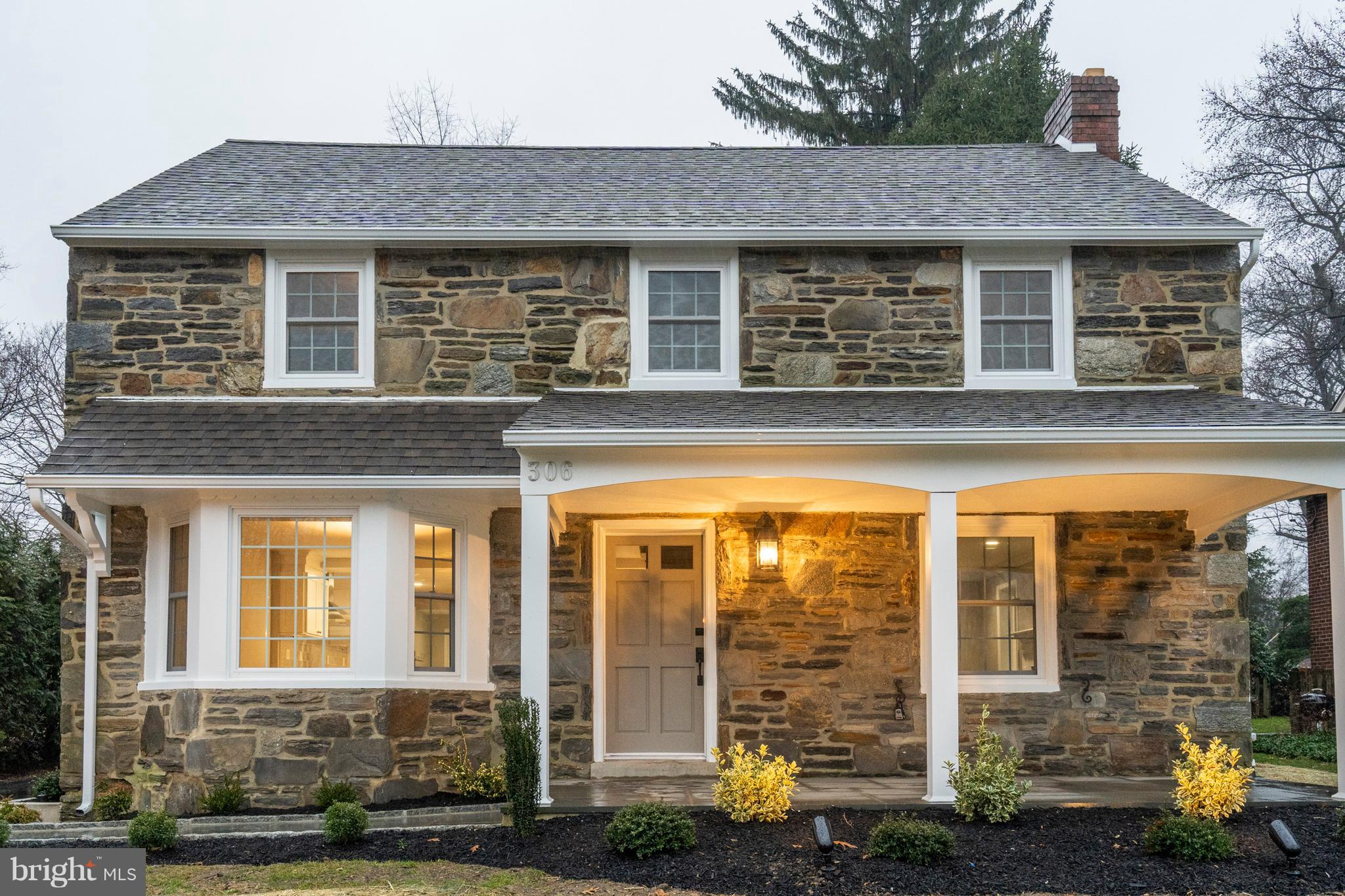 306 MAPLEWOOD ROAD, MERION STATION, PA 19066
