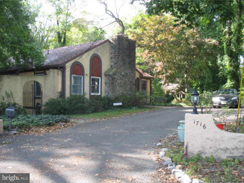 1716 CHESTNUT AVENUE, HADDON HEIGHTS, NJ 08035